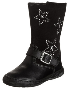 billowy-leder-stiefel-in-schwarz