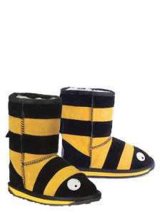 leder-boots-bee-in-schwarz-gelb