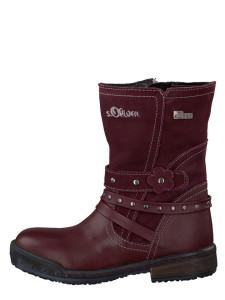 leder-boots-in-bordeaux