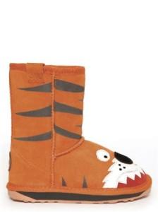 leder-boots-tiger-in-orange-schwarz