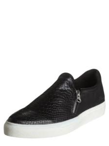 slipper-in-schwarz
