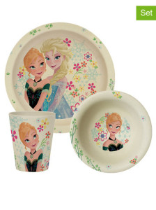 3tlg-geschirrset-disney-frozen-in-creme-bunt