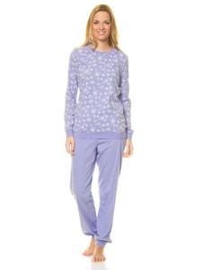 pyjama-in-flieder-weiss