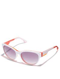 damen-sonnenbrille-in-weiss-orange-schwarz